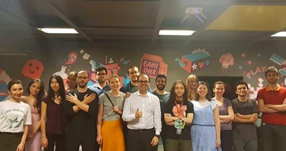 BUG Gamification 2018/19 Dönemi dersim projeleri : THY, YGA ve Alya3D